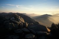Summit of Bowfell