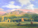 Vermont                   Mountains by Joanne Noyes